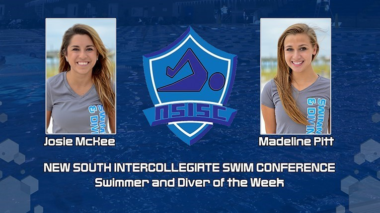 McKee and Pitt NSISC Weekly Award