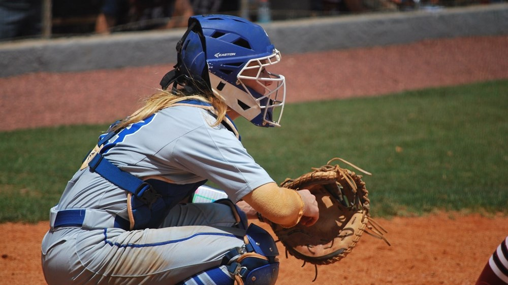 Caitlin Steel had a game-winning 2-run double in UWF's game against Southern Indiana